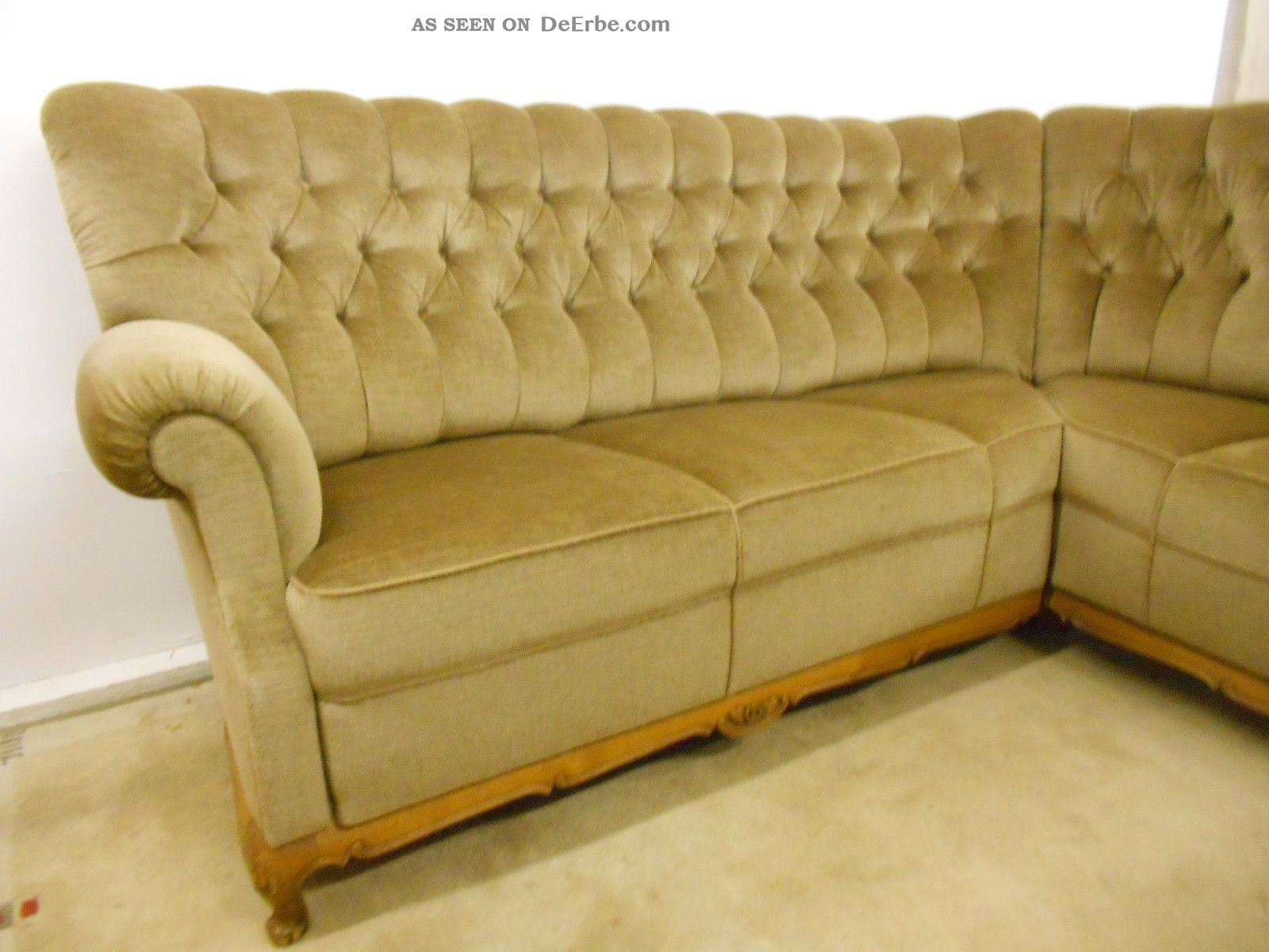Chesterfield sofa weiss chesterfield sofa bed old school for Sofa japanischer stil