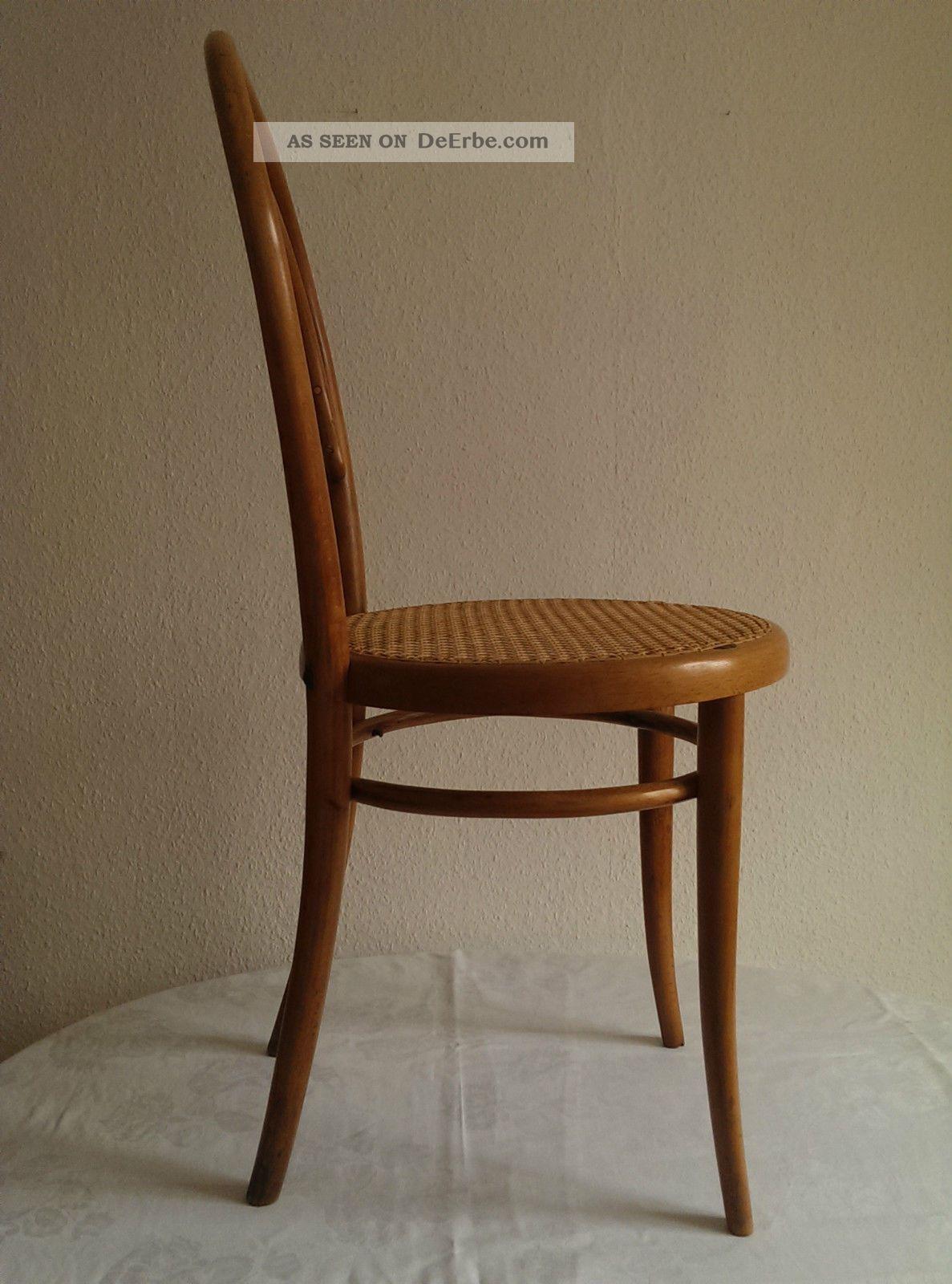 Thonet Sessel Nr 14 Geflochten Alte Form