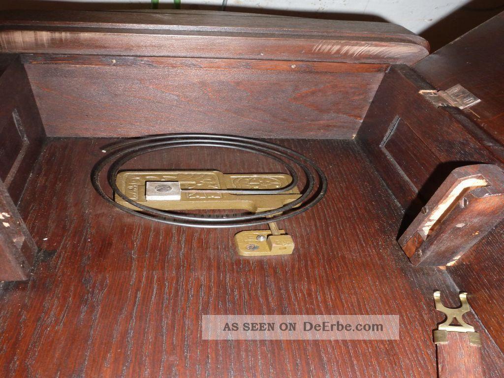 antik junghans b32 regulator uhr wanduhr pendel