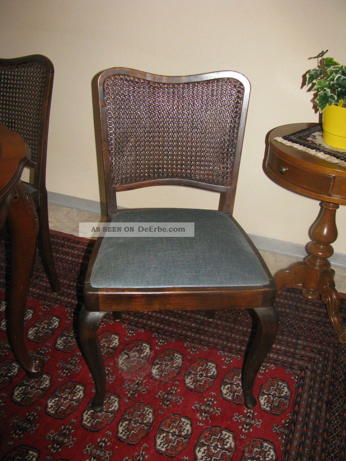 chippendale esszimmertisch und st hle. Black Bedroom Furniture Sets. Home Design Ideas