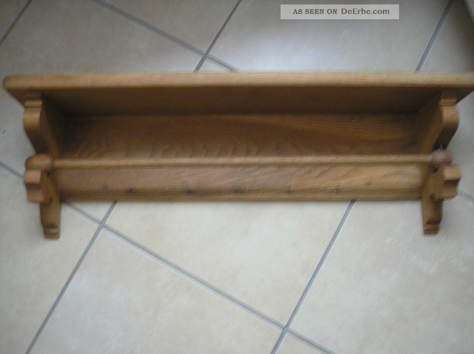 Küchenhandtuchhalter Aus Holz Alt