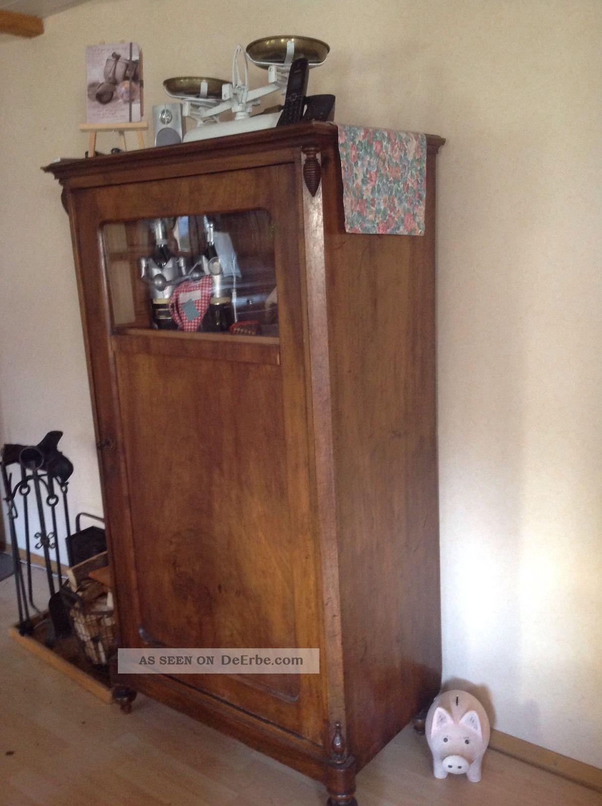 antiker schrank gr nderzeit. Black Bedroom Furniture Sets. Home Design Ideas