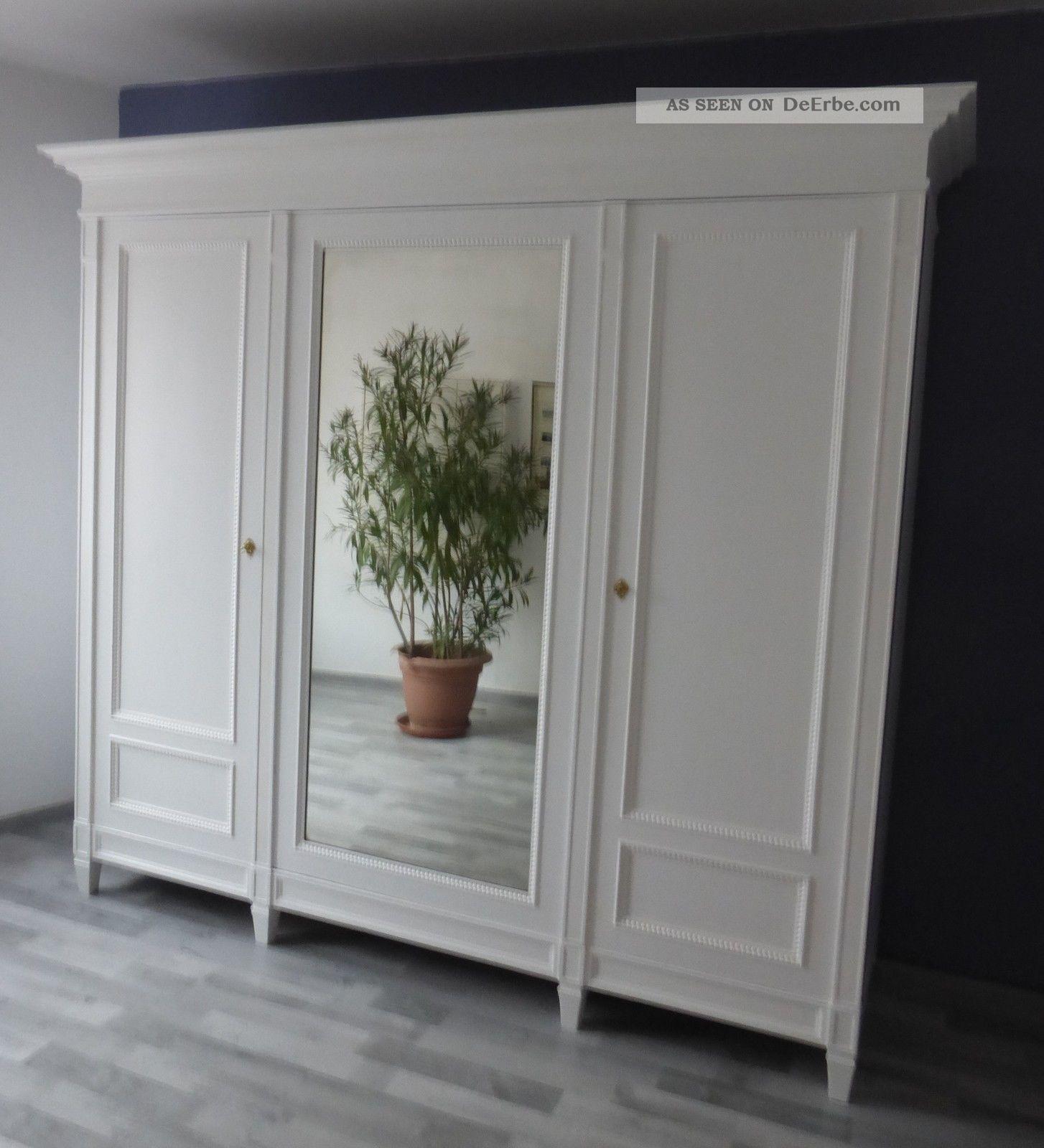 Schrank weiß landhaus  Kleiderschrank Weiß Landhausstil ~ Alles Bild für Ihr Haus Design ...