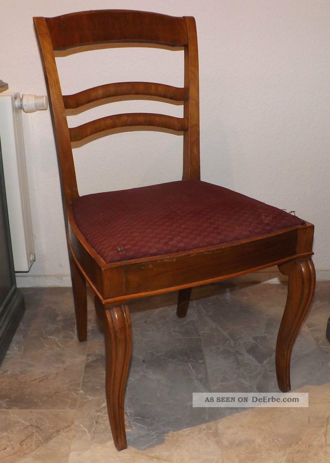 Stuhl lehnstuhl gepolstert england englisch empire sehr sch n for Stuhl gepolstert