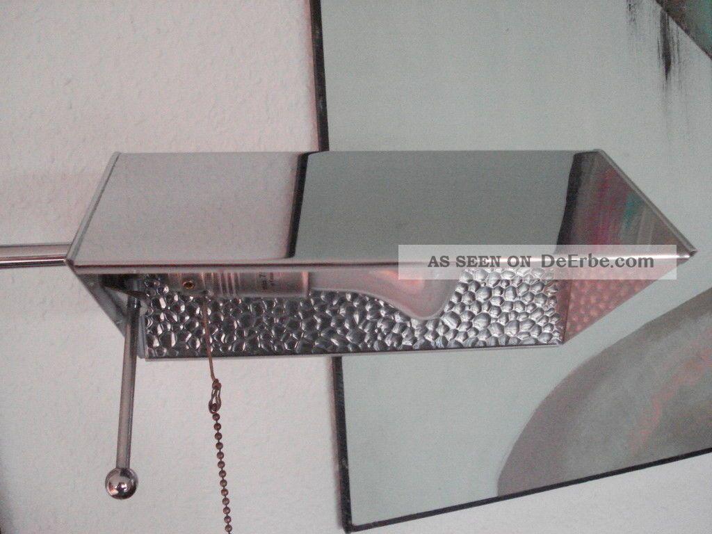 s lken leuchte bankersleuchte architektenlampe tischlampe chrom. Black Bedroom Furniture Sets. Home Design Ideas