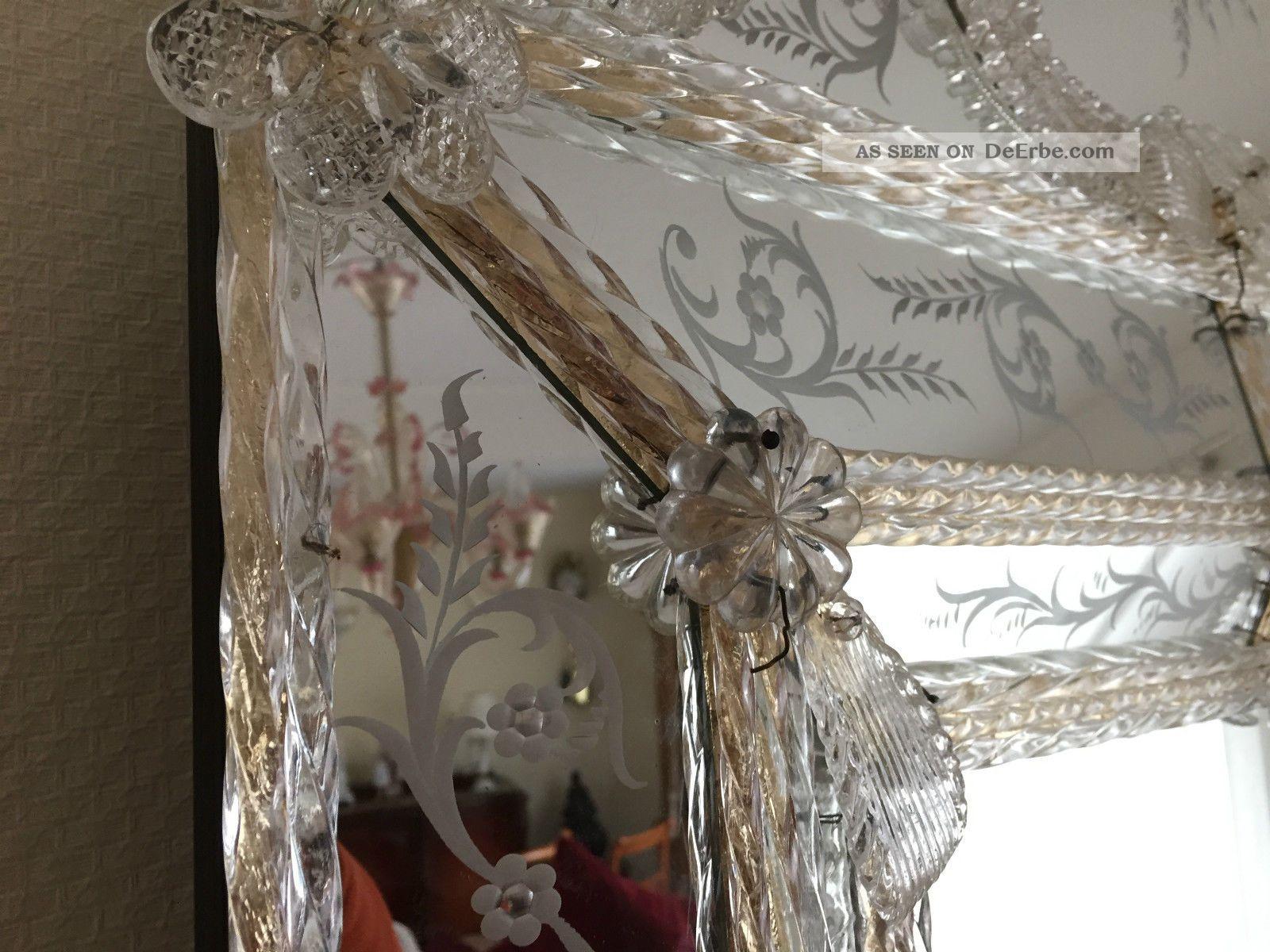 spiegel antik silber