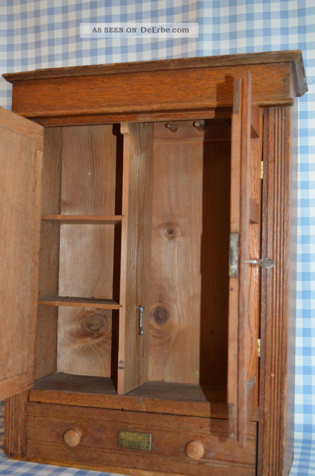 kleiner schrank modellschrank miniaturschrank hausapotheke. Black Bedroom Furniture Sets. Home Design Ideas