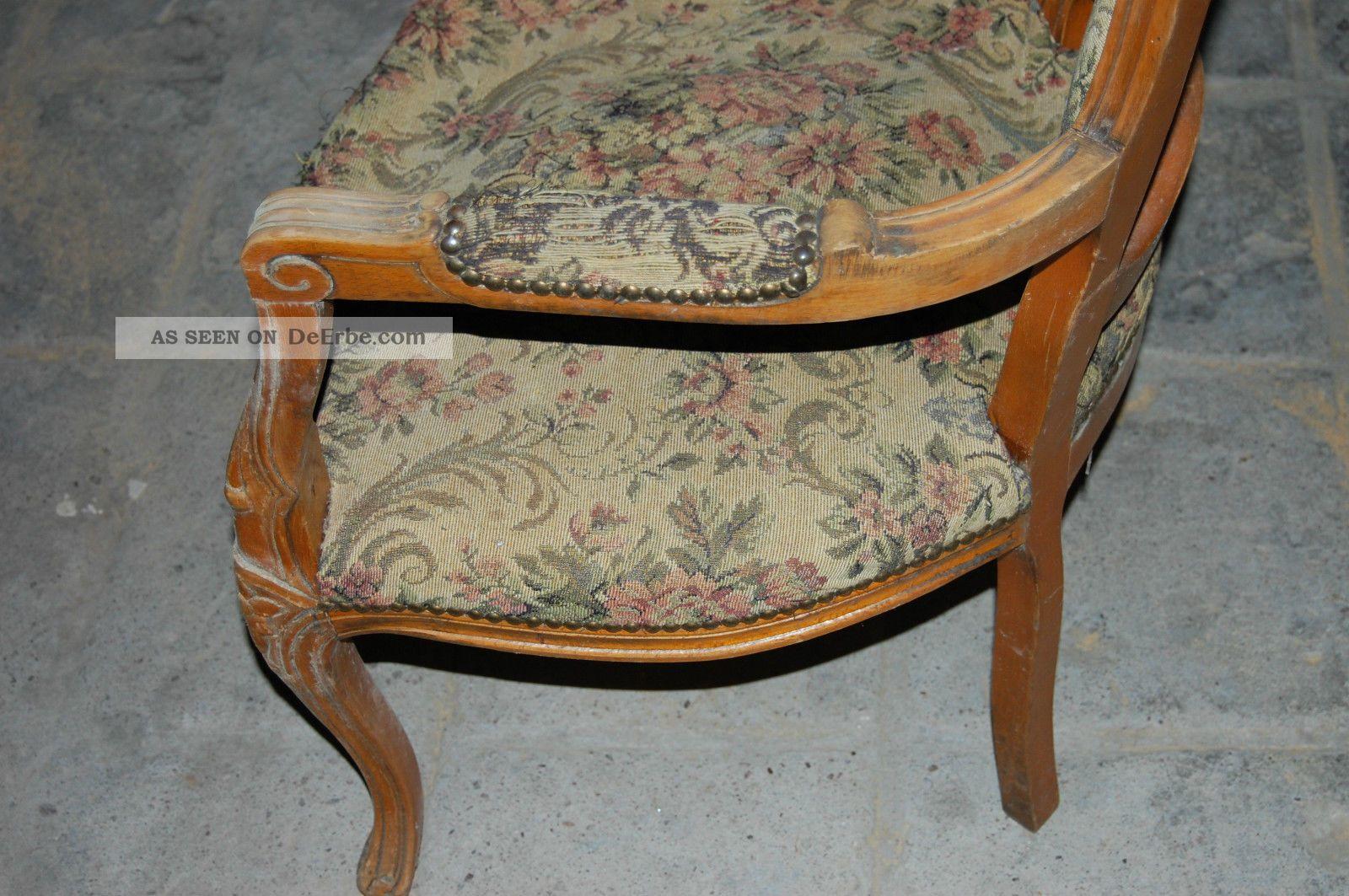 Alter sessel alter sessel sammler antik dachbodenfund for Sessel antik