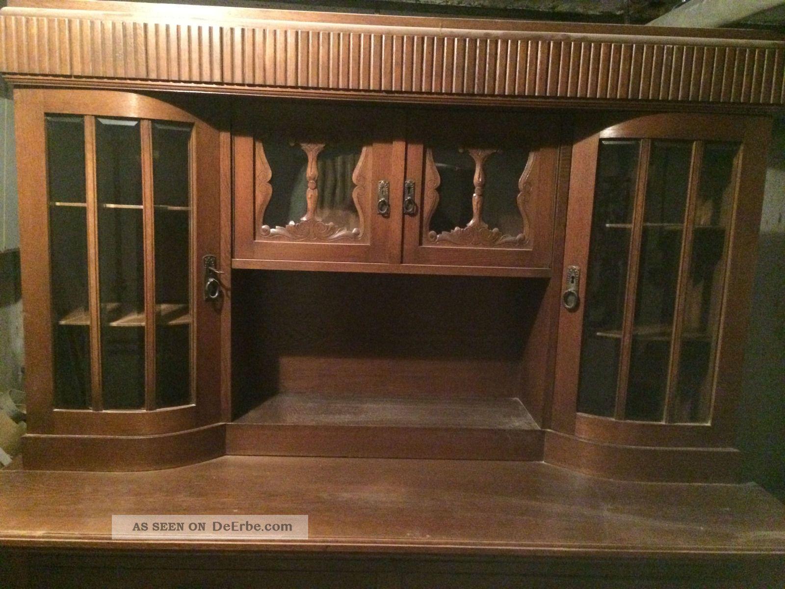 82 antikes wohnzimmer buffet tolles antikes - Antike moebel epochen merkmale ...
