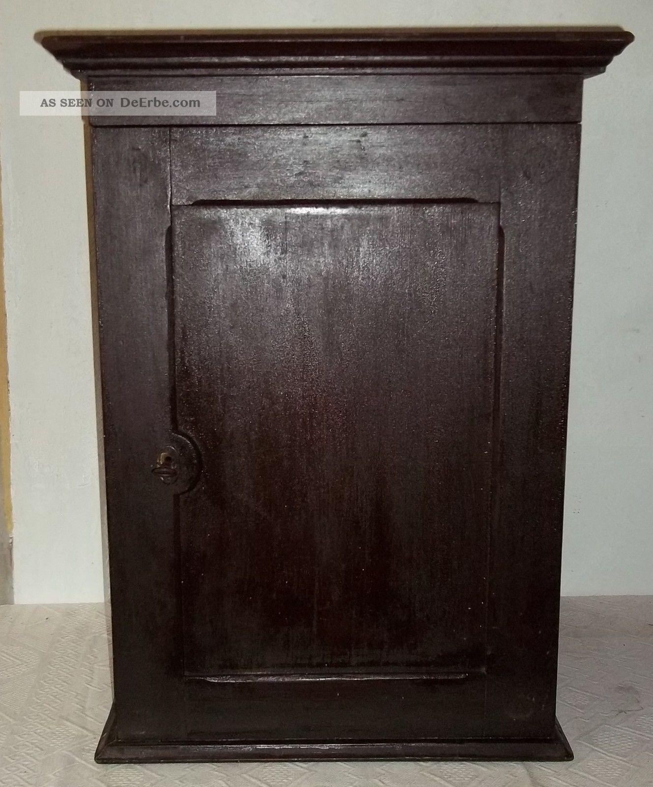 alter wandschrank bauernschrank vorratsschrank. Black Bedroom Furniture Sets. Home Design Ideas