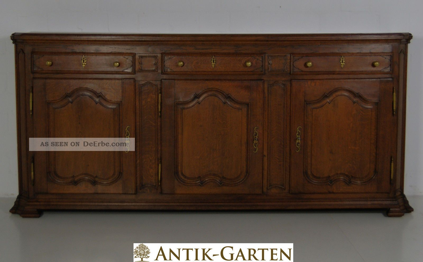 Sideboard Eiche Massiv : Anrichte Kommode Eiche Massiv Amber 132cm Pictures to pin on Pinterest