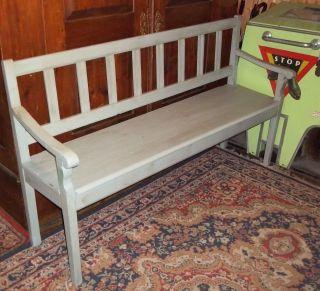 mobiliar interieur sitzm bel antike originale vor 1945 sitzb nke antiquit ten. Black Bedroom Furniture Sets. Home Design Ideas