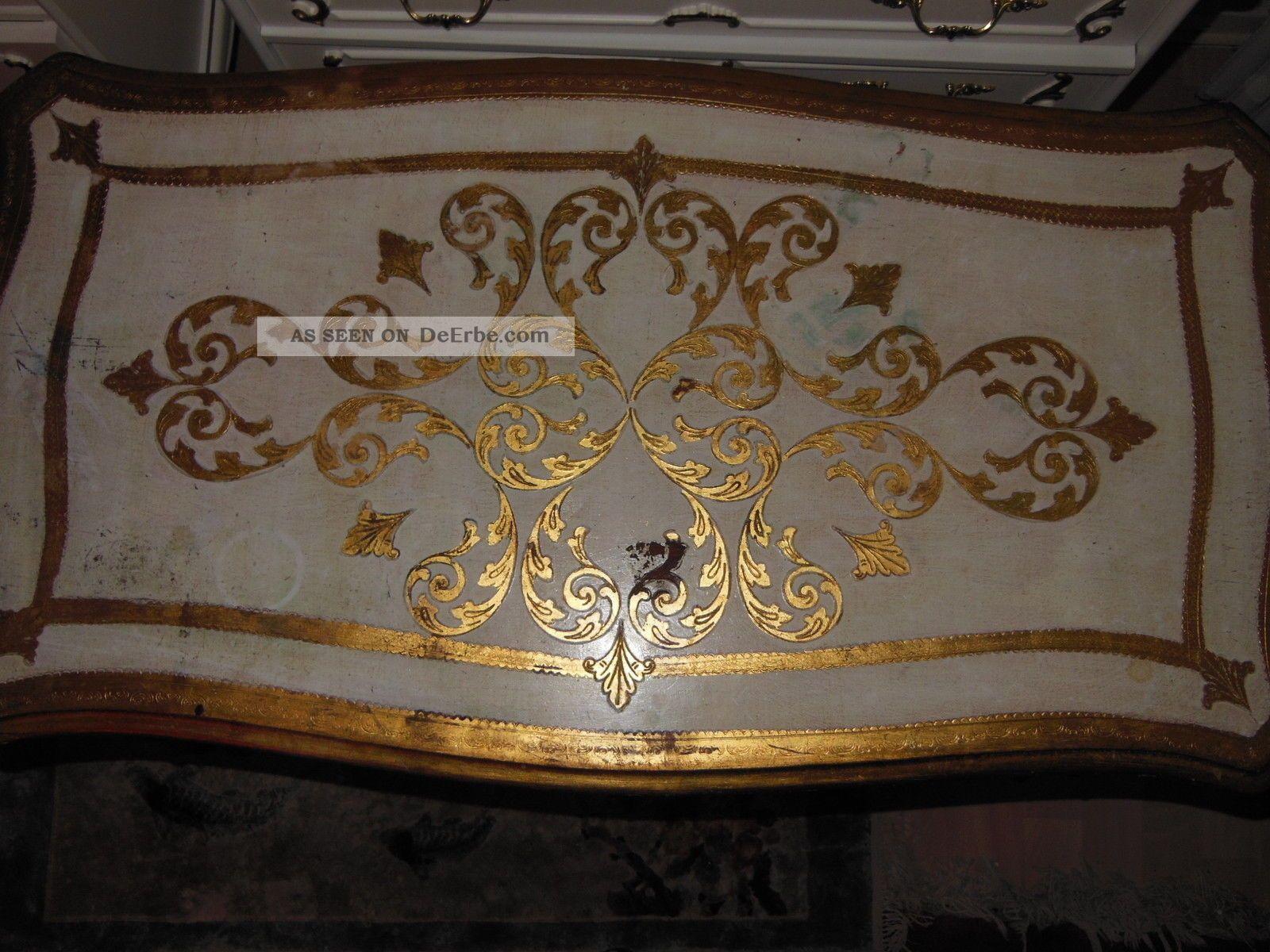 Kommode Rokoko Chippendale Stilmöbel