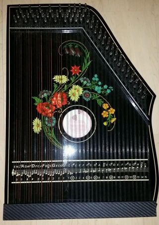 Zither Akkord Bild