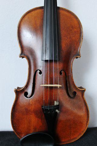 Feine Alte Schöne Violine Old Violin Nur 5 Tage Bild