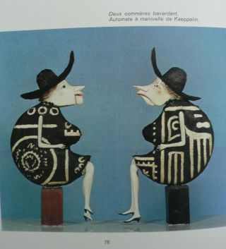 Les Automates - Buch über Figurenautomaten Und Spieldosen Bild
