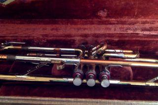 Getzen Vintage Trompete Bild