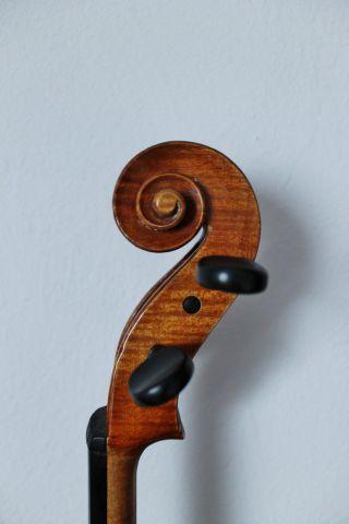 Feine Alte Viola/bratsche Old Viola Nur 5tage Bild