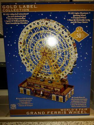 Spieluhr - Das Riesenrad 79791 Bild