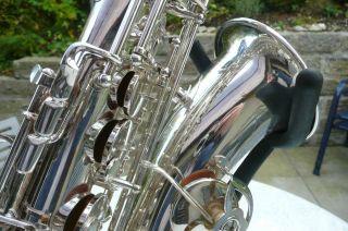Vintage Yanagisawa A - 4 Alto Saxophon Vintage Bild