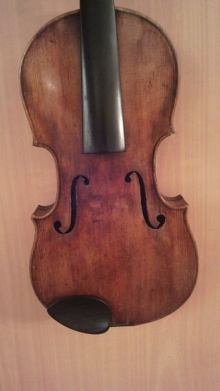 Alte 4/4 Geige / Violin / Violon / Violine - Marinus Capicchioni 1927 Bild