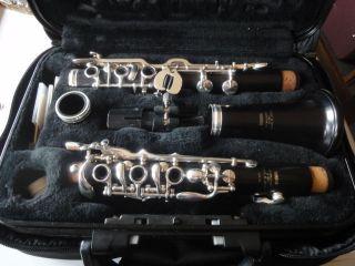 Yamaha Klarinette 457 - 22 Koffer Tasche Neuwertig Bild