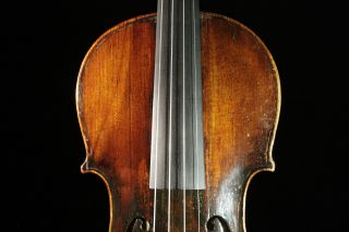 Gebrauchte Geige,  Violine,  Violin,  Fiddle Bild