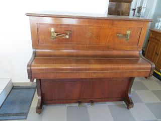 Klavier,  Großbritanien,  Tottenham (london),  Fa.  W.  Savilla & Co.  Um 1900 Bild