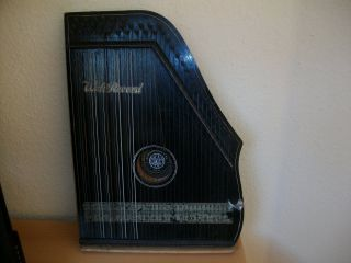 Alte Antike Zither Bild
