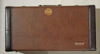 Bach Stradivarius Koffer – 2 Griffe - Der Beliebte Alte Bild