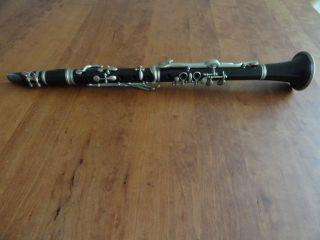 Historische Klarinette (c) Aus Privater Sammlung Bild