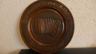 Harmonika/ Weihnachten 1951/ Freiburger Harmonika Verein Bild