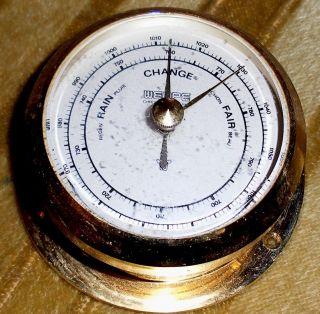 Schiffsbarometer Von