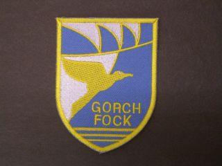 Wappen (aufnäher) Corch Fock Bild