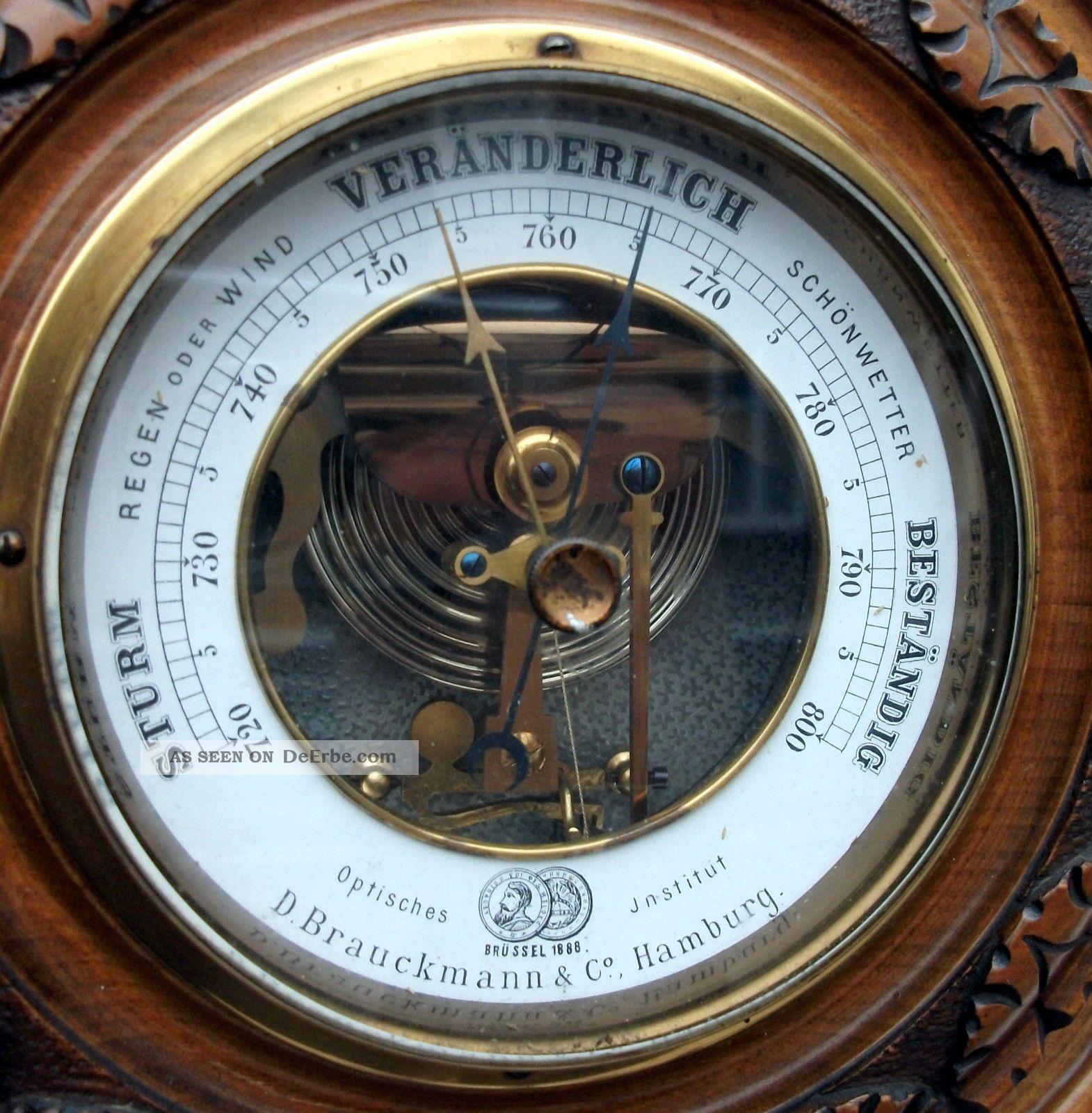 Antike barometer