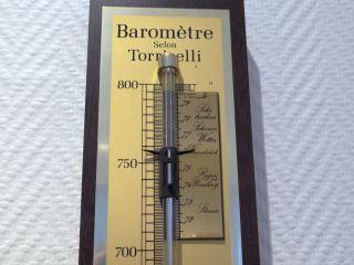 Barometer Bild