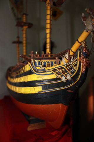 Nautika: Schiffsmodell Ship H.  M.  S Victory,  England,  Uk,  Battleship,  Nelson,  Trafalgar Bild