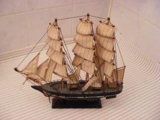 Modelschiff / Segelschiff Bild