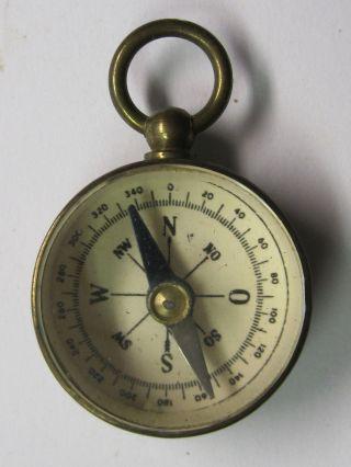 Alter Kleiner Kompass Bild