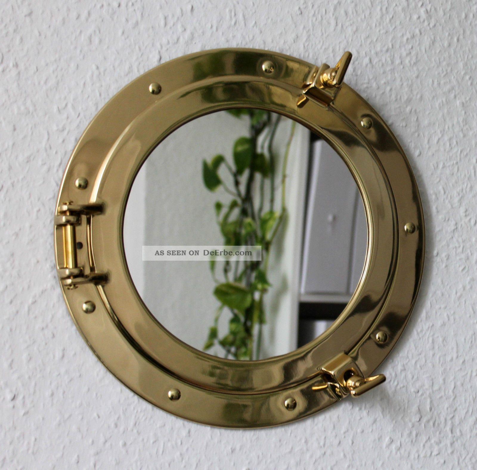 ber ideen zu bullauge spiegel auf pinterest spiegel nautisch und wandspiegel. Black Bedroom Furniture Sets. Home Design Ideas