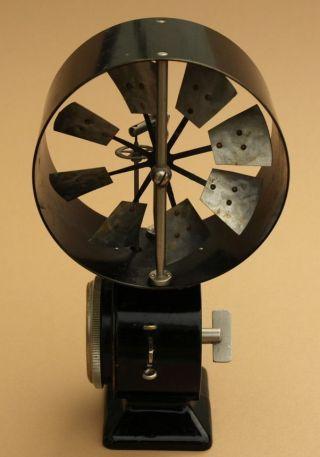 Antiker Anemometer Nr.  2754.  Von R.  Fuess Berlin - Steglitz 1930 Bild