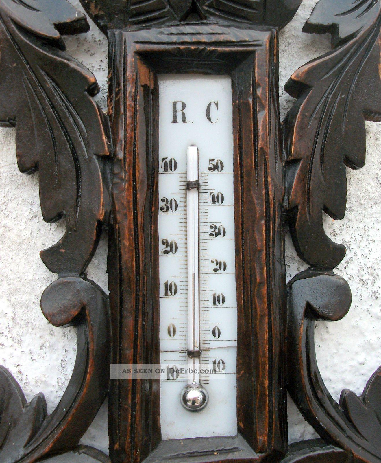 Thermometer antik
