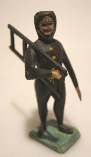 Grulich - Krippenfigur Rauchfangkehrer,  Um 1900 Bild