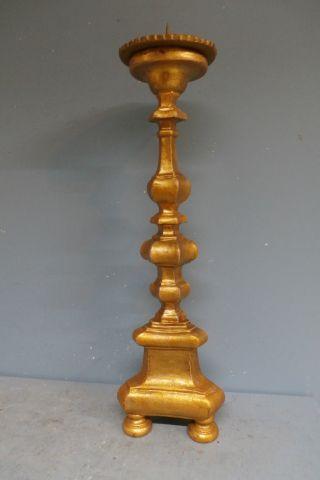 Kerzenleuchter,  Standleuchter,  Barocker Kerzenleuchter Um 1800 Bild