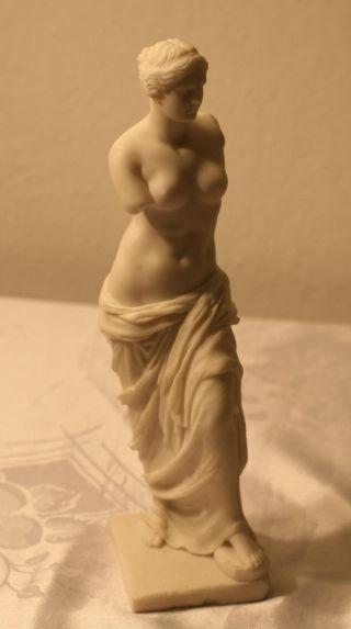 Alabasterfigur Weiblich Venus Von Milo 1940 Bild