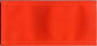 Franz Erhard Walther,  Stoffobjekt,  Zertifikat,  Handsigniert,  2002 Bild