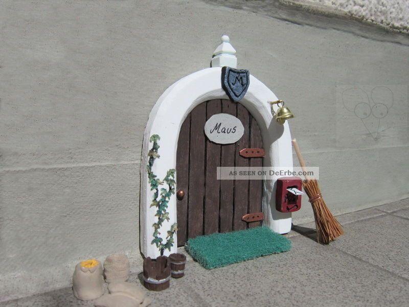 mauswohnung maus wohnung shabby chic art wandtattoo landhaus deko modellbau. Black Bedroom Furniture Sets. Home Design Ideas
