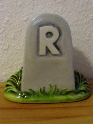 Wunderschöne Spardose Keramik Lichte Porzellan Thüringen Top Bild