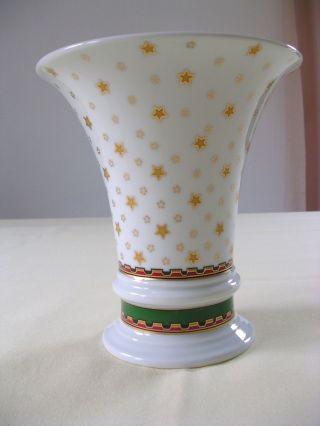 Fürstenberg Vase Blumenvase Porzellan Bild
