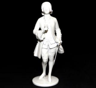 Antike Porzellan Figur